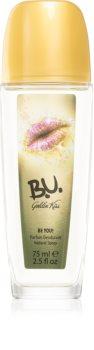 B.U. Golden Kiss дезодорант з пульверизатором для жінок