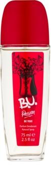 B.U. Passion déodorant avec vaporisateur pour femme