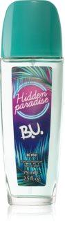 B.U. Hidden Paradise deodorant spray pentru femei