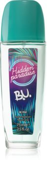 B.U. Hidden Paradise perfume deodorant for Women