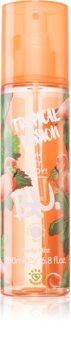 B.U. Tropical Passion spray de corp racoritor pentru femei