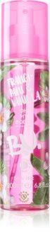 B.U. Frangipani & Vanilla parfémovaný telový sprej pre ženy