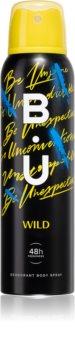 B.U. Wild дезодорант в спрей  за жени