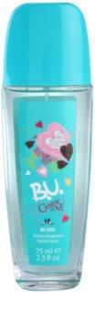 B.U. Candy Love desodorizante vaporizador para mulheres 75 ml