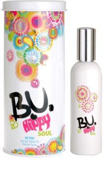 B.U. Hippy Soul eau de toilette hölgyeknek
