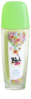 B.U. Hippy Soul deodorant s rozprašovačem pro ženy