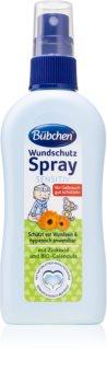 Bübchen Sensitive spray protector crema-tratament impotriva iritatiilor provocate de scutece