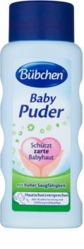 Bübchen Baby пудра від попрілостей