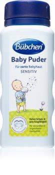 Bübchen Baby pudra  crema-tratament impotriva iritatiilor provocate de scutece
