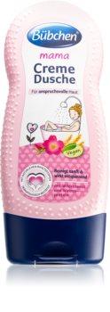 Bübchen Mama crème de douche pour femmes enceintes ou après l'accouchement