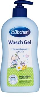 Bübchen Wash tisztító gél kamilla és zab kivonattal