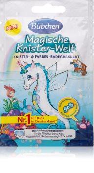 Bübchen Kids sel de bain pour enfant