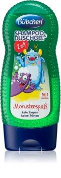 Bübchen Kids gel za prhanje in šampon 2v1