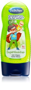 Bübchen Kids šampon in gel za prhanje za otroke