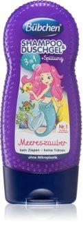 Bübchen Kids 3 v 1 šampon, kondicionér a sprchový gel