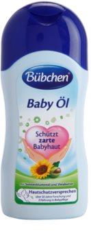 Bübchen Baby Hudplejeolie til sensitiv hud