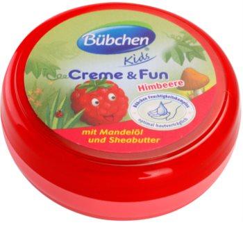 Bübchen Kids зволожуючий крем для шкіри