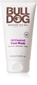 Bulldog Oil Control čisticí gel na obličej