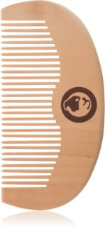 Bulldog Original peigne à barbe en bois