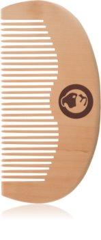 Bulldog Original дървена четка за брада