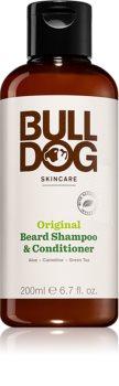 Bulldog Original champô e condicionador para barba