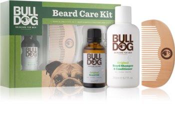 Bulldog Original Beard Care Kit darčeková sada I. pre mužov