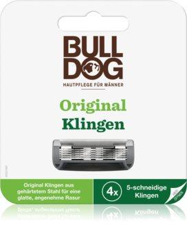 Bulldog Original zapasowe ostrza