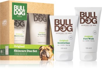 Bulldog Original Skincare Duo Set kit di cosmetici per uomo