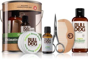 Bulldog Original Ultimate Beard Care Kit Sminkset V. (för män)