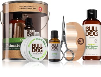 Bulldog Original Ultimate Beard Care Kit καλλυντικό σετ V. (για άντρες)