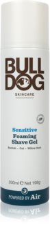 Bulldog Sensitive gel pentru bărbierit pentru piele sensibilă