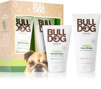 Bulldog Original Skincare Duo Set kozmetika szett II. (a táplálásért és hidratálásért) uraknak