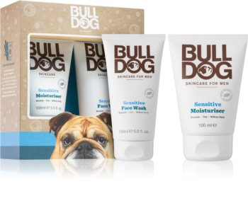 Bulldog Sensitive Duo Set καλλυντικό σετ (για άντρες)