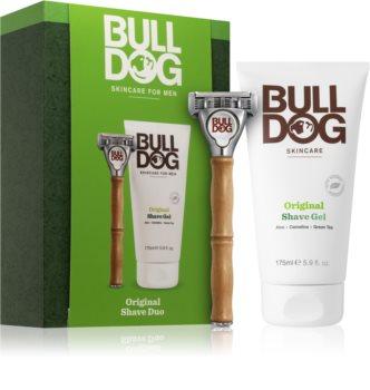 Bulldog Original Shave Duo Set zestaw do golenia (dla mężczyzn)