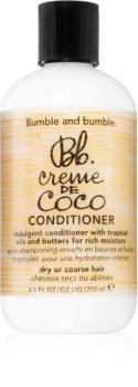 Bumble and Bumble Creme De Coco Kondícionáló vékony könnyen szálló és kócos hajra