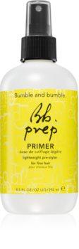 Bumble and Bumble Prep Primer přípravný sprej na vlasy