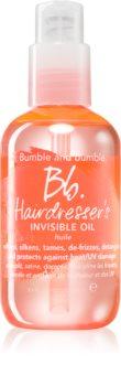 Bumble and Bumble Hairdresser's Invisible Oil olejek do nabłyszczania i zmiękczania włosów