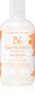 Bumble and Bumble Hairdresser's Invisible Oil Shampoo șampon pentru par uscat
