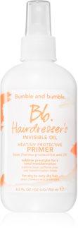 Bumble and Bumble Hairdresser's Invisible Oil Heat/UV Protective Primer pripravno pršilo za popoln videz las