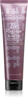 Bumble and Bumble Repair Blow Dry zaščitna krema za suhe in poškodovane lase