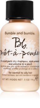 Bumble and Bumble Pret-À-Powder It's Equal Parts Dry Shampoo száraz sampon a hajtérfogat növelésére