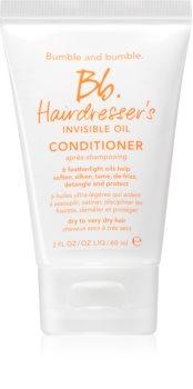 Bumble and Bumble Hairdresser's Invisible Oil Conditioner kondícionáló a száraz és töredezett hajra