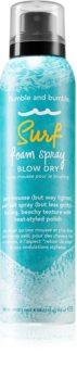 Bumble and Bumble Surf Foam Spray Blow Dry spray pentru păr cu efect de plajă