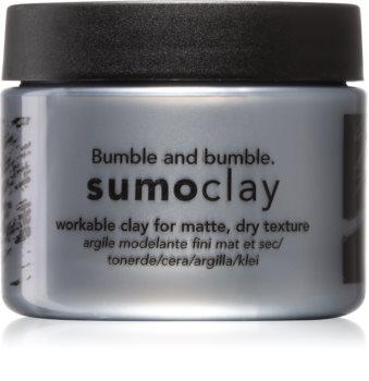 Bumble and Bumble Sumoclay Texturising Hair Matt Clay