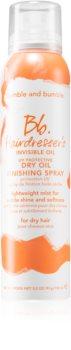 Bumble and Bumble Hairdresser's Invisible Oil Soft Texture Finishing Spray meglica za izboljšanje teksture kože za suhe in poškodovane lase