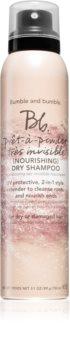 Bumble and Bumble Pret-À-Powder Trés Invisible Dry Shampoo száraz sampon száraz és sérült hajra