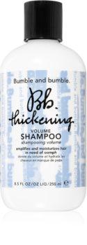 Bumble and Bumble Thickening Shampoo szampon zwiększający objętość