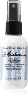 Bumble and Bumble Thickening Go Big Treatment spray volumisant pour cheveux fins