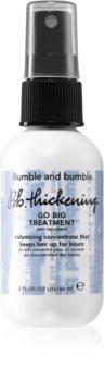 Bumble and Bumble Thickening Go Big Treatment спрей за обем на нежна коса