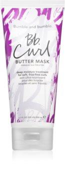 Bumble and Bumble Bb. Curl Butter Masque глибоко зволожуюча маска для хвилястого та кучерявого волосся